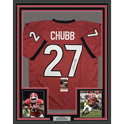 nick chubb jersey for sale