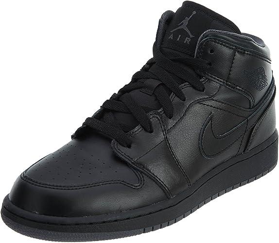 Nike Jordan 1 Mid (BG), Zapatillas de Baloncesto para Niños ...