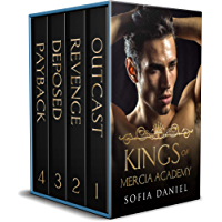 Kings of Mercia Academy 1-4: The Complete Bully Romance (English Edition)