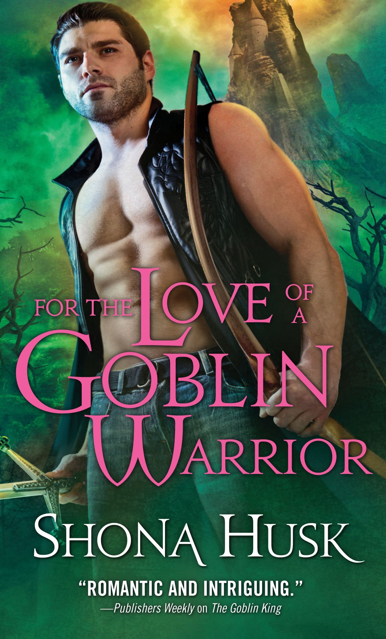 For the Love of a Goblin Warrior (Shadowlands) pdf