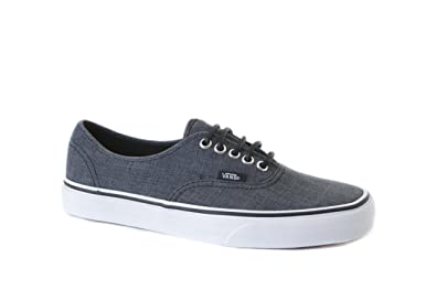 b896e1c72427c1 Vans Authentic Grindle Black VN-0 NJV5IT Trainers for Men  Amazon.co ...