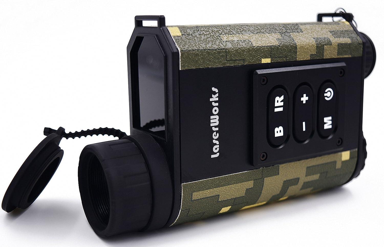 Laser Entfernungsmesser Mit Nachtsichtfunktion : Laserworks lrnv nebel modus speed messung amazon kamera