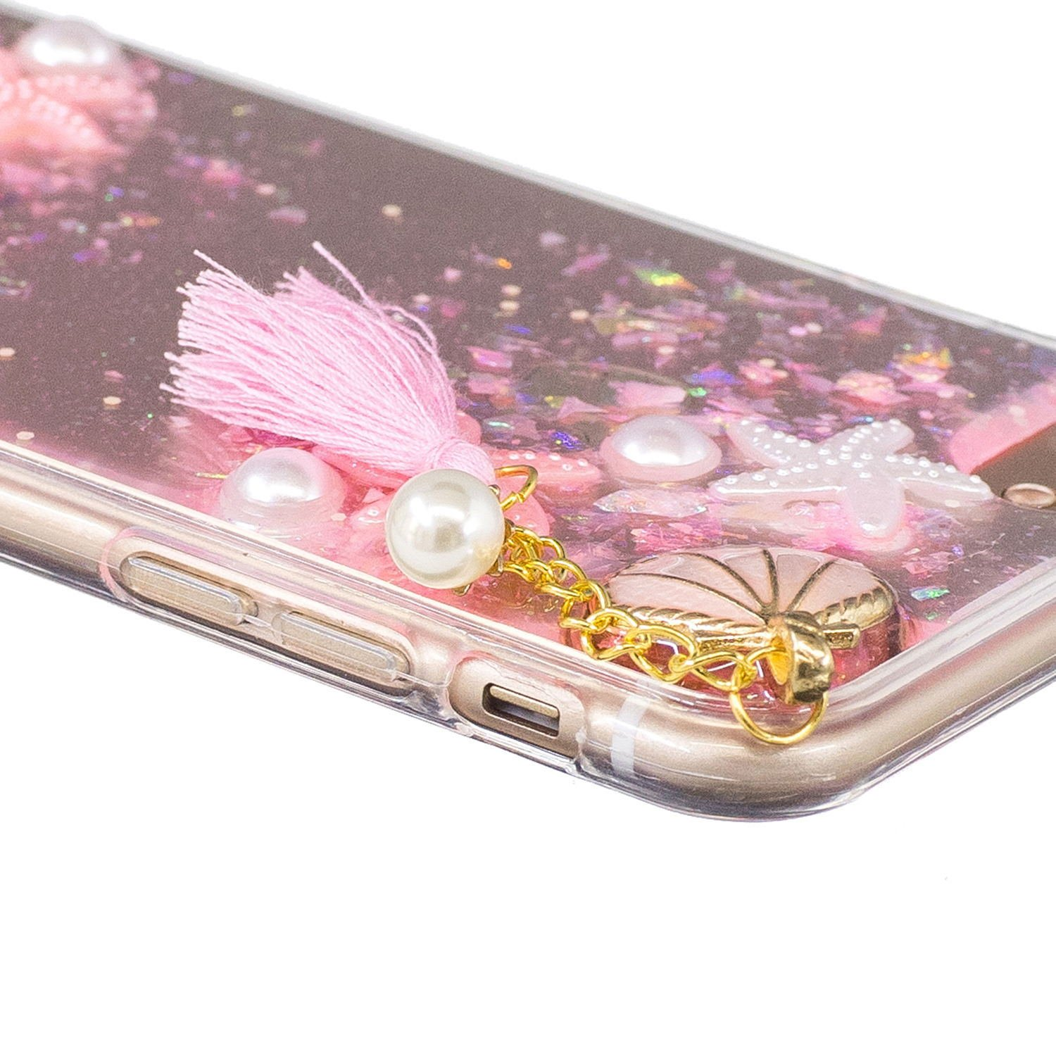 Amazon.com: iPhone 6 Funda, iPhone 6S funda, tipfly Bling ...