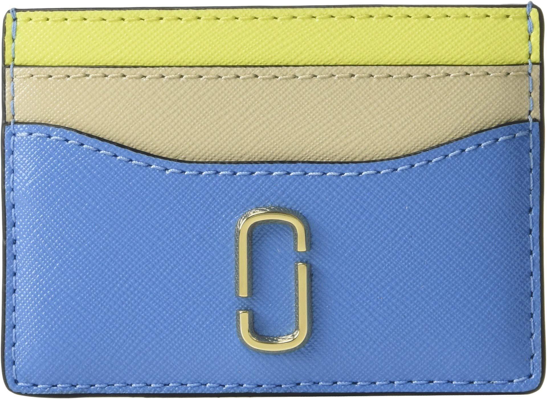 Marc Jacobs Women's Snapshot Card Case, Aquaria Multi, One Size