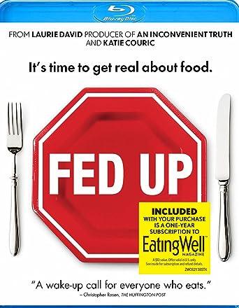 Fed Up With Movies Like Fed Up >> Amazon Com Fed Up Blu Ray Katie Couric Stephanie