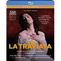 Verdi: La Traviata [Royal Opera House; Antonello Manacorda (Conductor)] [Opus Arte: OABD7260D]