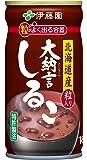 伊藤園 大納言しるこ (缶) 185g×30本