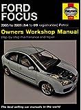 Ford Focus Petrol Service and Repair Manual: 2005 to 2009 (Haynes Service and Repair Manuals)