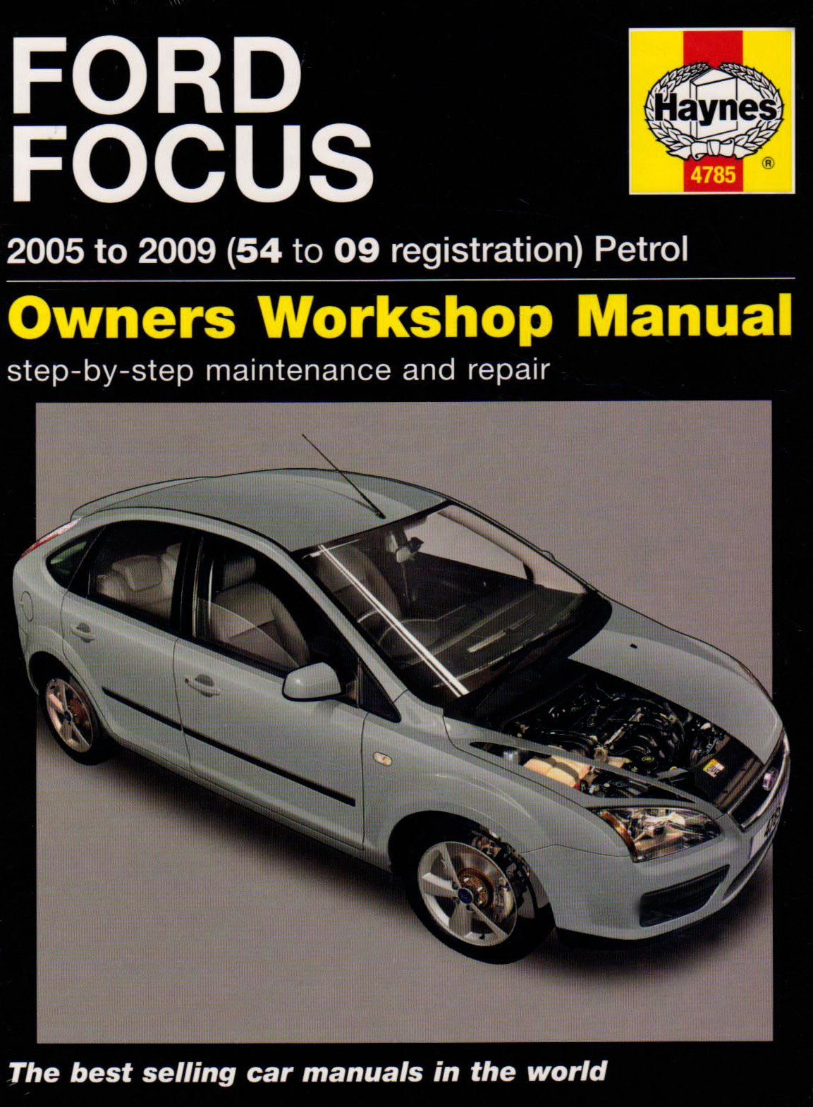 ford focus diesel service and repair manual 2005 to 2009 haynes rh amazon co uk 2001 Ford Focus Parts Diagram Ford Focus Motor Mount Replacement