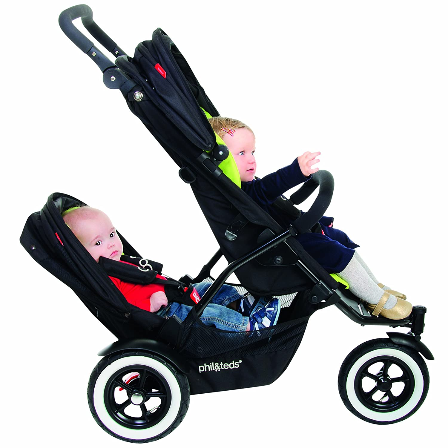 Amazon phil&teds Dot Buggy Stroller Flint Discontinued by Manufacturer Infant Car Seat Stroller Travel Systems Baby