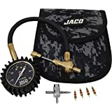 JACO RapidFlow Tire Deflator with Gauge (0-60 PSI)   Rapid 4x4 Off Road Air Down Kit