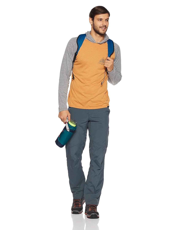 Columbia Plata Ridge - Pantalones Cargo Cargo Pantalones para Hombre, Hombre, Color Gris Mystery, tamaño 38x34 a97569