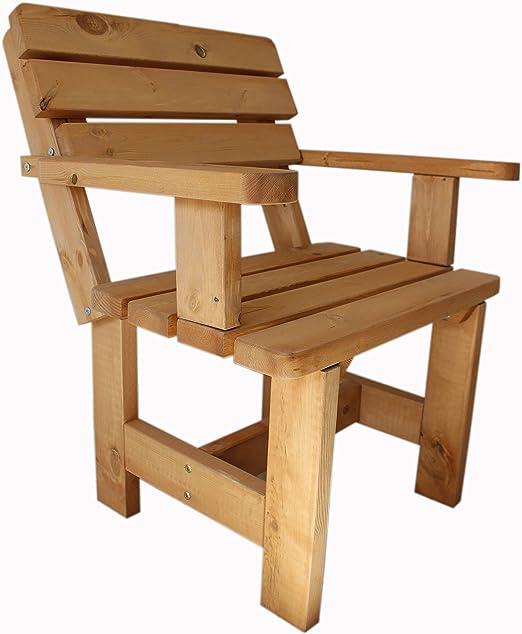 Jardín Set NR 1 Asiento Grupo Lounge Juego para jardín – Muebles de Jardín Mesa Banco 1 x Mesa + 2 Bancos + 2 sillones: Amazon.es: Jardín