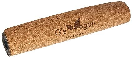 Gs Vegan Cork Yoga Mat
