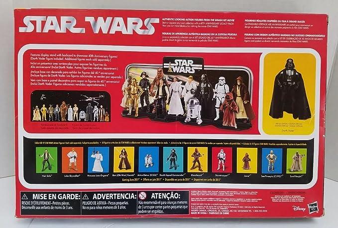 Amazon.com: Disney Star Wars 40th Anniversary Legacy Pack ...