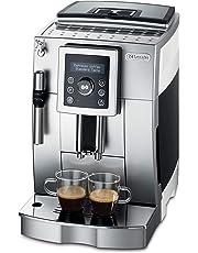 DeLonghi ECAM23.420SW Cafetière en Finition Silver et Blanche Automatique