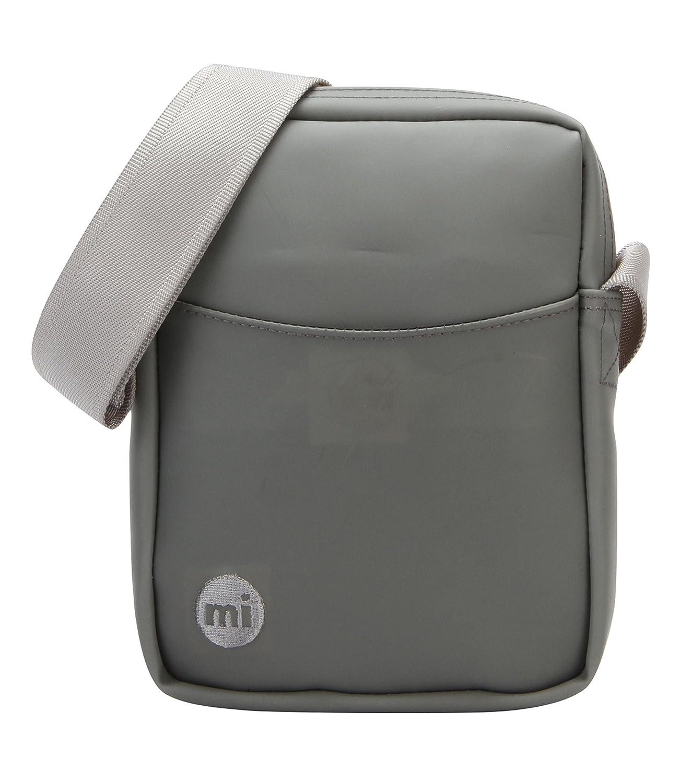 Mi-Pac Gold Flight Bag Bolso Bandolera, 21 cm, 1.7 litros, Nubuck Roy BLU GTM790