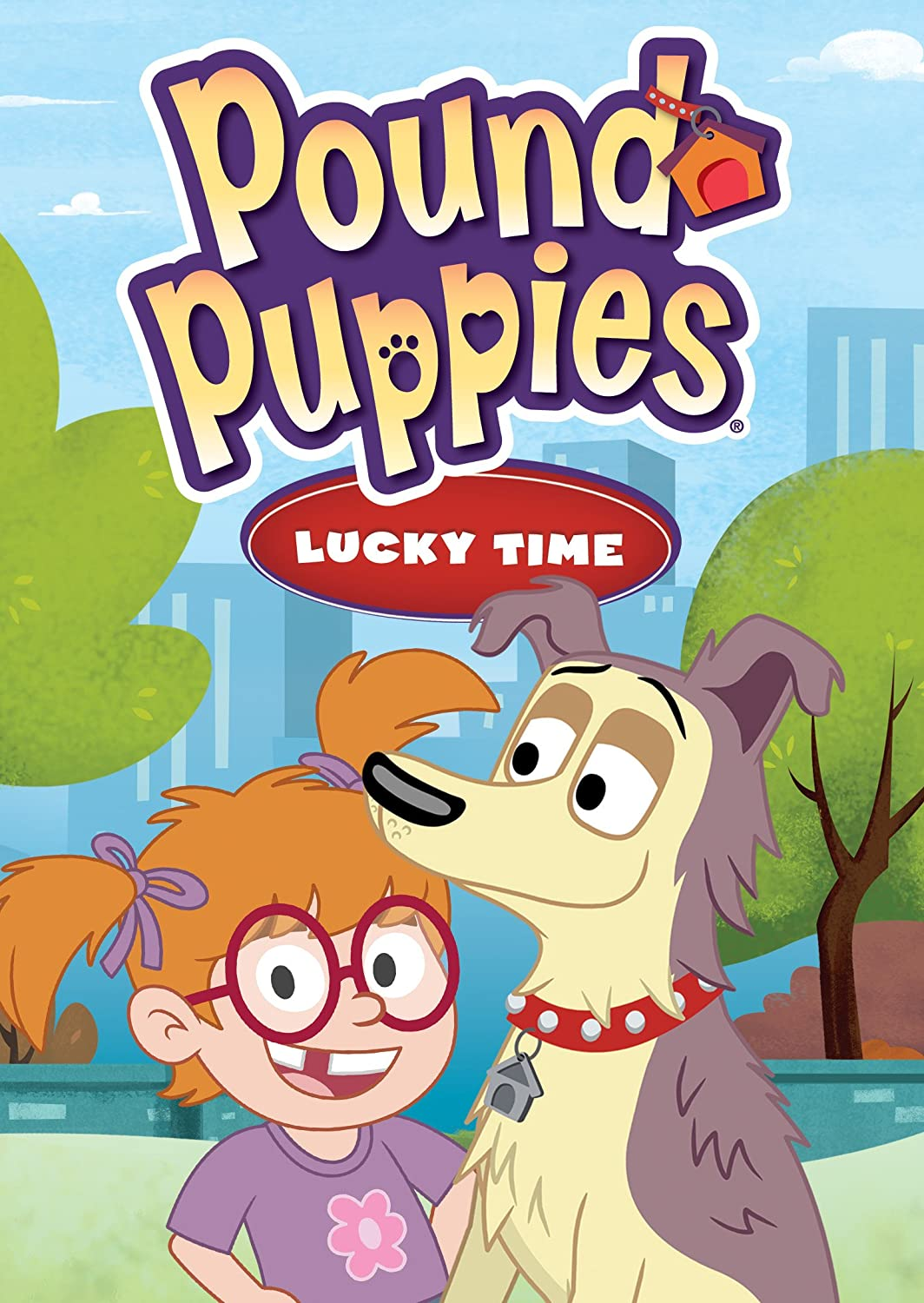 Amazon Pound Puppies Lucky Time Eric McCormack Various