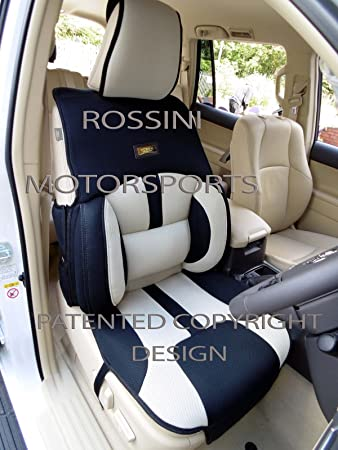 Ford Escort Ka Car Seat Covers Bo  Rossini Mesh Sports Beige Black