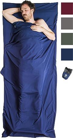 StillCool Hüttenschlafsack aus Mikrofaser Mini Leicht Inlay, Schlafsack Inlett