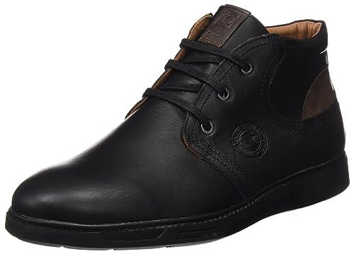 Coronel Tapioca Mens Caballero Ankle Boots Black (Black) 7 UK