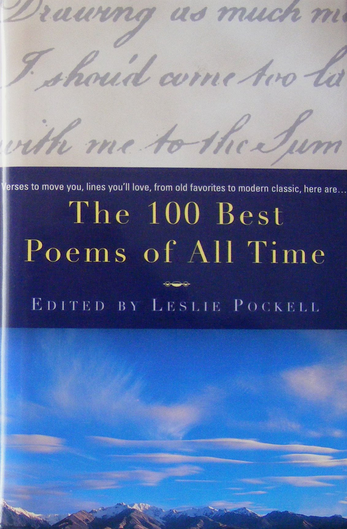 Download The 100 Best Poems of All Time pdf