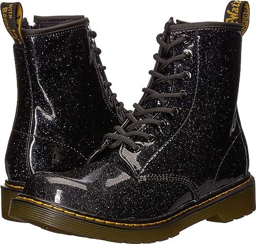 bloccare Maori compensazione  Dr. Martens Anfibio 1460 Glitter Bambino Junior Girl Model 24092:  Amazon.de: Schuhe & Handtaschen