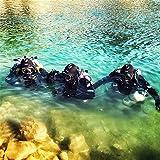 ZCCO1 Scuba Diving Hood 5mm Neoprene Wetsuit Hood