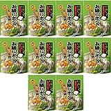 マルちゃん お鍋にポン 鶏だし塩鍋つゆ30g(5.0g×6P) ×10個