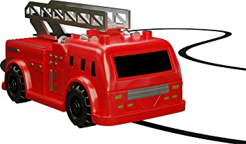 magic inductive truck follows black line magic toy car for kids children