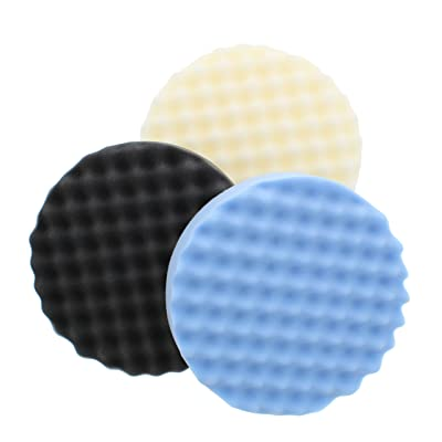 3M Perfect it Foam Buffing Compounding Pads 5723 5725 5733: Automotive