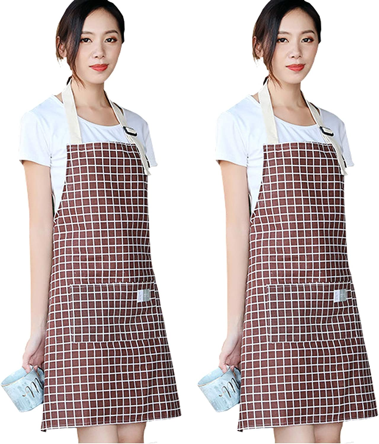 Apron Pocket /'Let The Weekend Be Gin/'100/%Cotton Twill Chef Adult Cooking Unisex