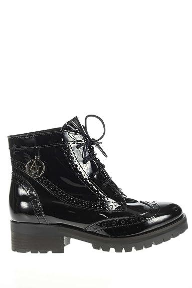 Armani Jeans Shoes   Bags DE B55d342, Bottes pour Femme - noir - noir, a8daea24f2f