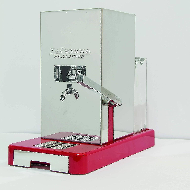 La Piccola base Rossa SMART Kaffeevollautomat mit 200 Smart Pads