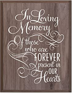 LifeSong Milestones Custom Engraved Personalized Wooden Wall Plaque Bereavement Keepsake in Remembrance Loss of Pet Dogs or Cats Condolence Funeral Gift 12x15 in Loving Memory