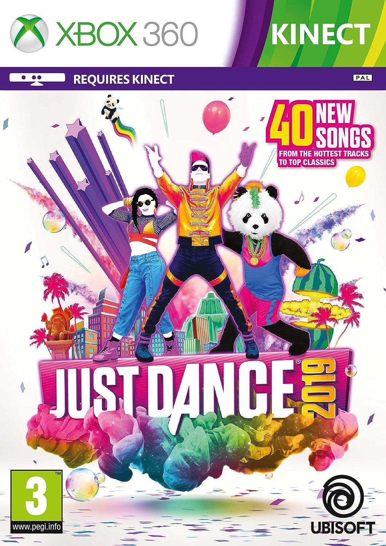 Ubisoft Just Dance 2019 Básico Xbox 360 Inglés vídeo - Juego (Xbox 360, Danza, Modo multijugador, PG (Guía parental)): Amazon.es: Videojuegos