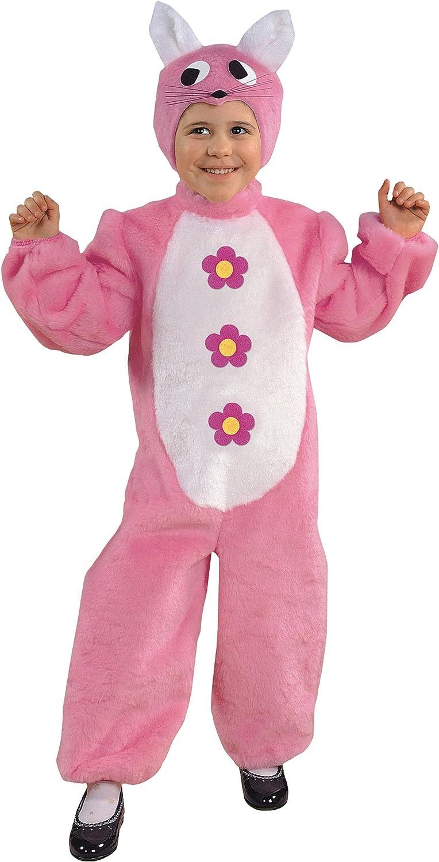 Rio - Disfraz de pantera rosa para niña, talla 3-4 años (155011 ...