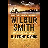 Il leone d'oro: Il ciclo dei Courteney (Italian Edition)