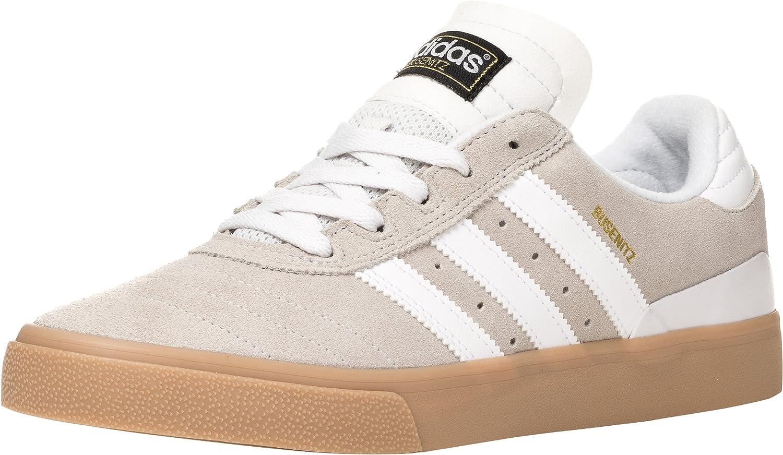 entregar Instantáneamente General  Adidas Busenitz Vulc ADV Crystal White/White/Gum 12.5 M US Men: Amazon.ca:  Shoes & Handbags