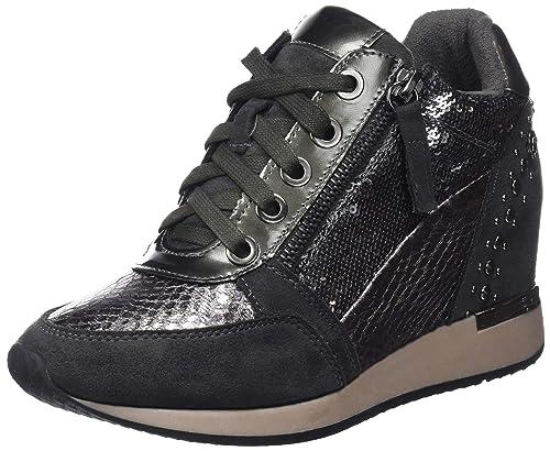 b1984c69 XTI 48262, Zapatillas Altas para Mujer: Amazon.es: Zapatos y complementos