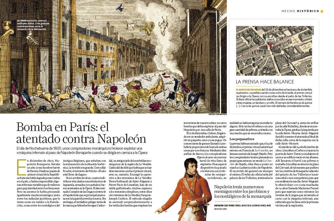 Historia National Geographic Nro. 178. Octubre 2018