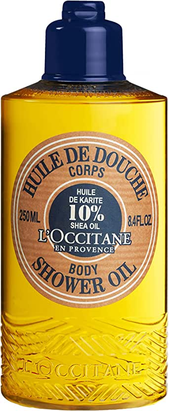 Loccitane Shea Body Shower Oil, 250 ml