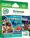 Leapfrog - 89027 -  Jeu Educatif Electronique - LeapPad / LeapPad 2 / Leapster Explorer - Les Héros Pixar