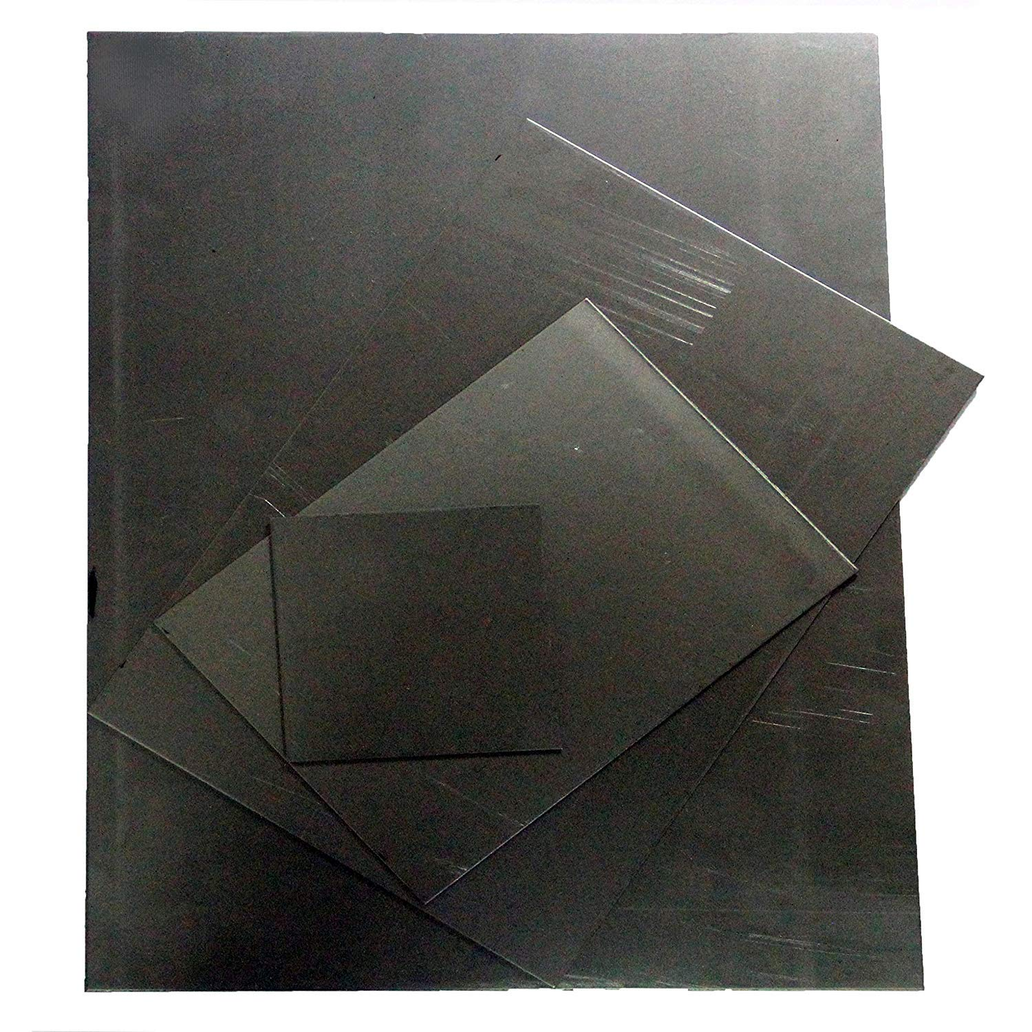 1.2mm Thick Mild Steel Sheet Plate 100 x 100mm