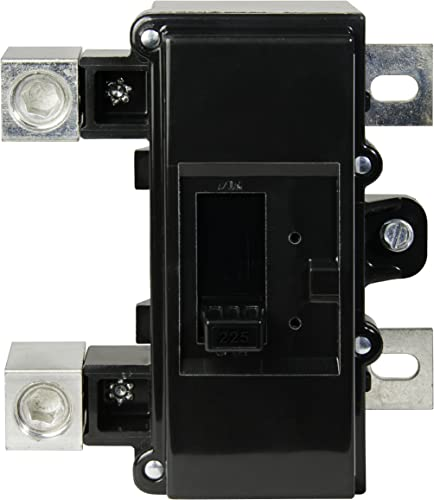 Square D by Schneider Electric QOM2225VH 225-Amp QOM2 Frame Size Main Circuit Breaker for QO and Homeline Load Centers