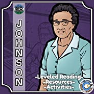 Bio Sphere - Katherine Johnson - Reading, Slides & Activities
