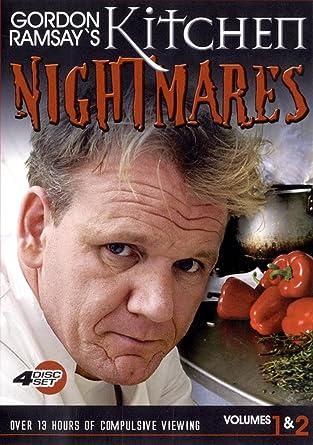 Amazon.com: Gordon Ramsay\'s Kitchen Nightmares, Vols. 1-2: Gordon ...
