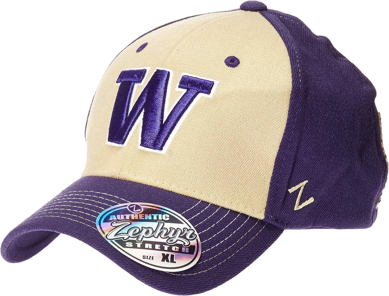 NCAA Zephyr Mens Finisher Z-Fit Hat