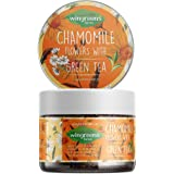 Wingreens Farms Chamomile Flowers with Green Tea, 60g