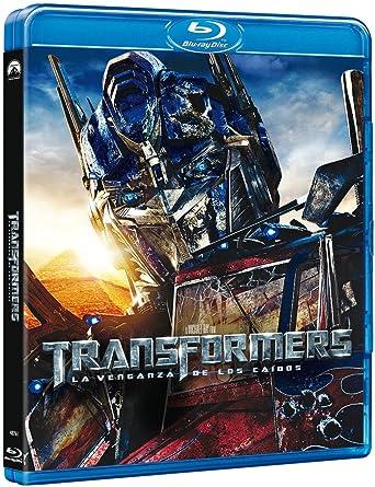 Transformers 2: La venganza de los caídos [Blu-ray]: Amazon.es ...